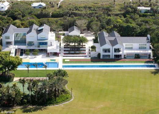 Tiger Woods' Home