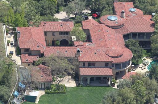 Schwarzenegger's Home