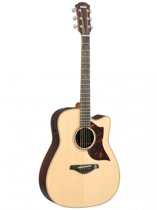 Yamaha A3R Acoustic-Electric Guitar