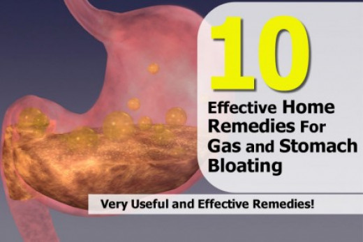 Natural Remedies Bloating And Gas