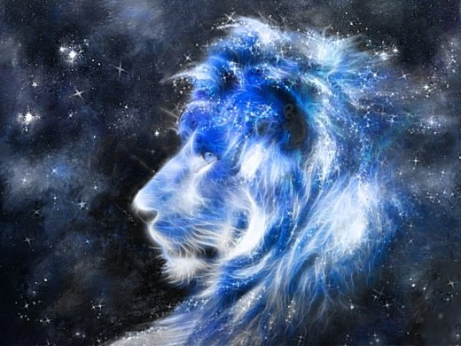 Leo the lion sign of the zodiac and astrology