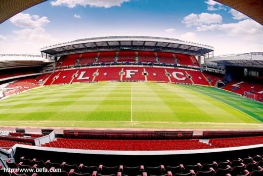 LFC Anfield Stadium
