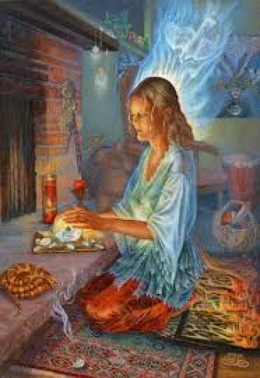Divination and Astrology learn how too