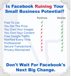 8 Reasons Facebook Is Ruining Your Business Potential