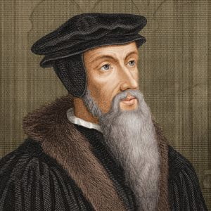 John Calvin of Geneva.