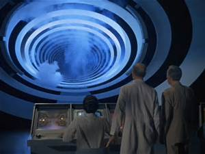 The 1966-1967 show ran 30 episodes. The  technological time machine is based on a wormhole