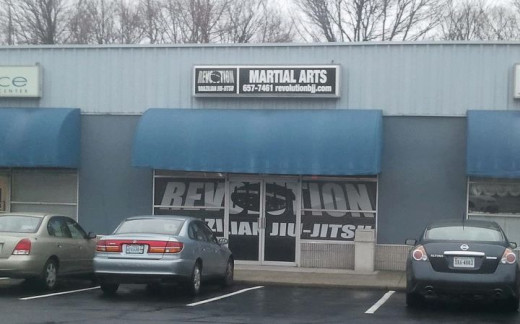 Our new location as of January 2012
