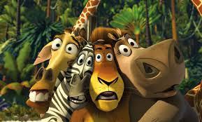 DreamWorks presents Madagascar