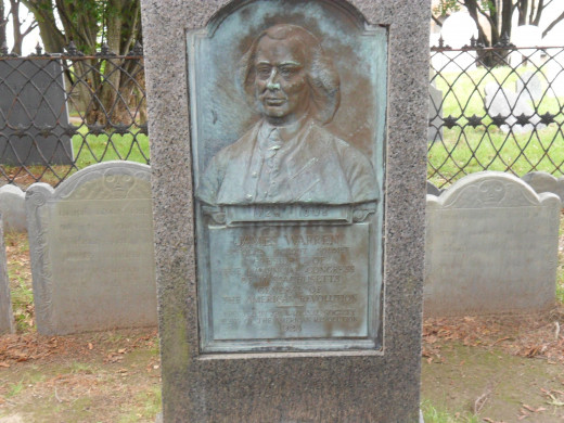 James Warren Monument