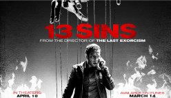 13 Sins (2014) Movie Review