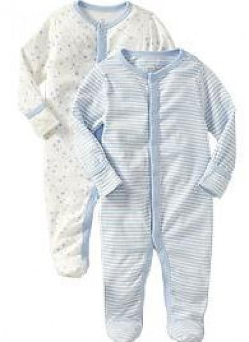 Snap Baby Bodysuit