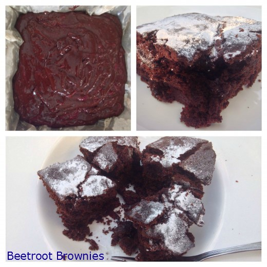 Beetroot Brownies - Ready to Cook and Ready to Eat!