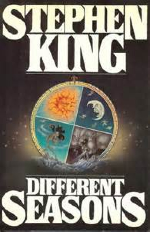 """Different Seasons"" by Stephen King"
