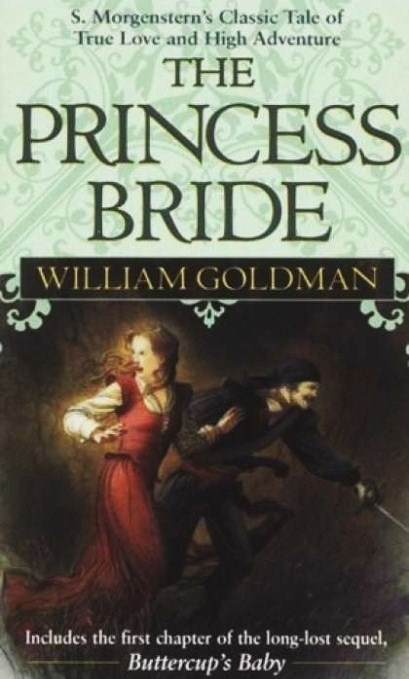 Front cover to The Princess Bride