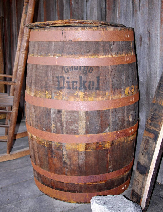 George Dickel Tennessee whisky has been around for over 100 years.