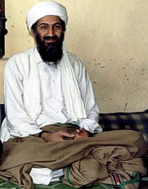 Mastermind of many Terrorist Attacks on American interests abroad.