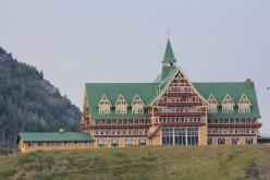 Prince of Wales Hotel at Waterton National Park