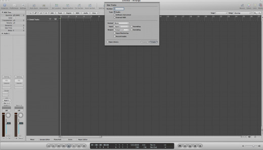 Stereo Track Import