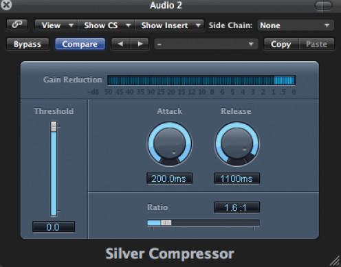 Silver Compressor