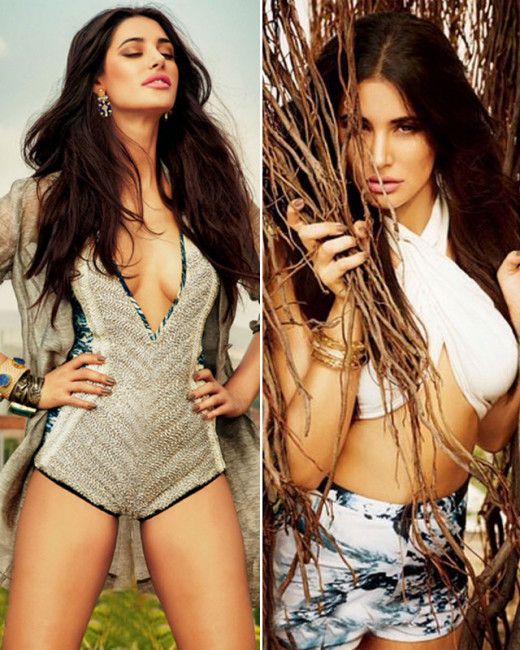 Stunning beauty and the newest item girl in Bollywood, Nargis Fakhri, looks breathtaking in her recent photo shoot.Visit Biscoot Showtym for Bollywood News