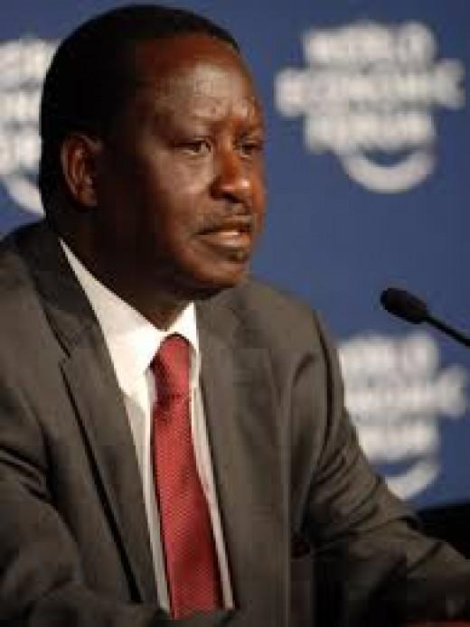 Raila Odinga, 2009 World Economic Forum on Africa