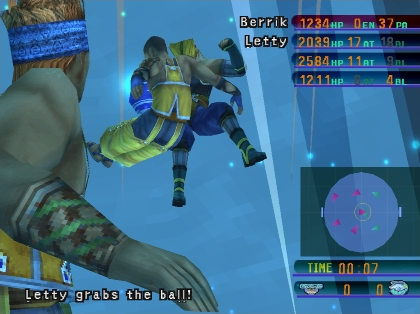 Blitzball is Final Fantasy X's biggest minigame