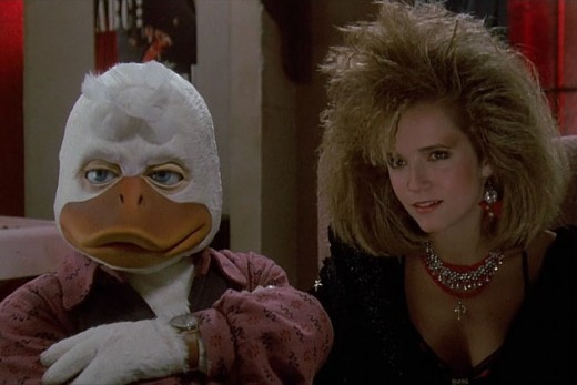 Howard and Beverly (Lea Thompson). Howard was played by numerous actors and stunt performers, including future Chucky star Ed Gale.