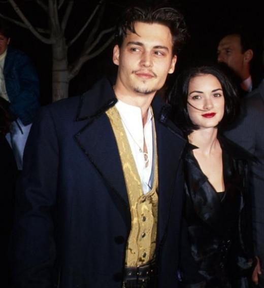 Depp and Ryder