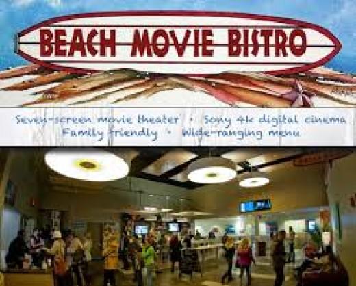 Beach Movie Bistro