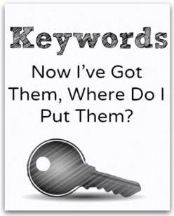 7 Ways to use Keywords in Your Website and Pages