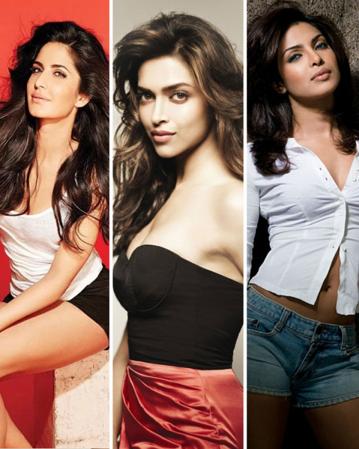 Madam Tussauds museum to finalise one amongst Katrina Kaif, Deepika Padukone and Priyanka Chopra, to be sculpt at museum. Visit Biscoot Showtym for more Bollywood hot news : http://www.biscoot.com/showtym