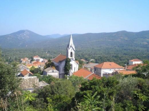 Janjina, Peljesac