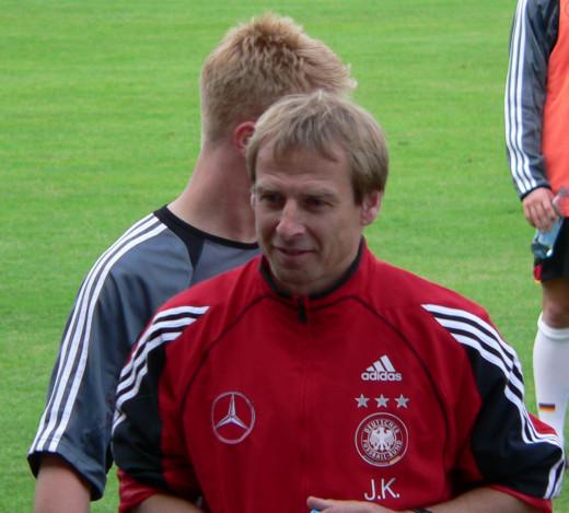 U.S.A. manager for World Cup 2014- Jurgen Klinsmann