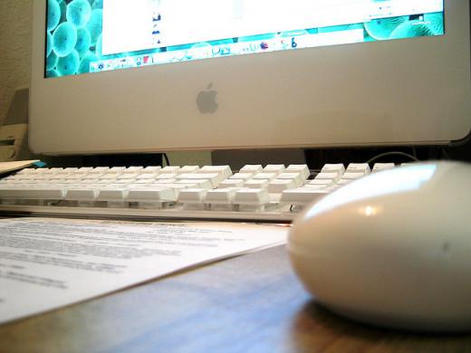 Create a visual resume
