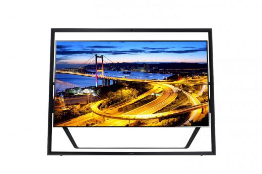 Samsung UN110S9 Framed