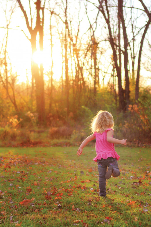 Freedom to roam, an important factor in the development of your child's autonomy