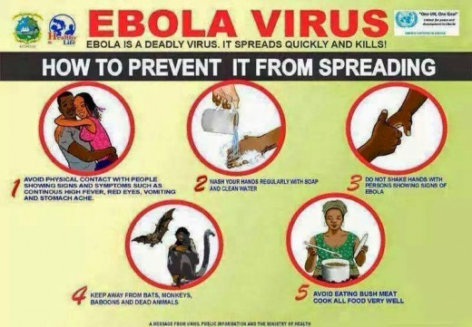 Illiteracy in Africa is causing the virus to spread quicker because individuals do not know how the disease spread.