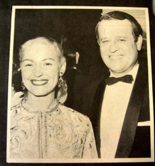 Joan Robinson Hill And Dr John Hill