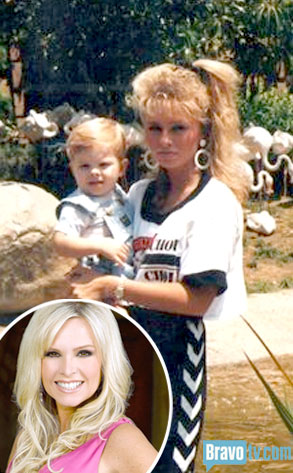 Tamra Barney before the Real Housewives