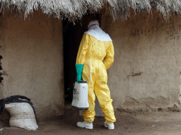 The fight against Ebola in West Africa