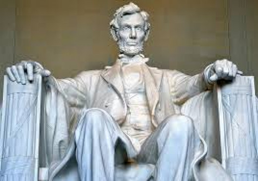 Abraham Lincoln Memorial 2