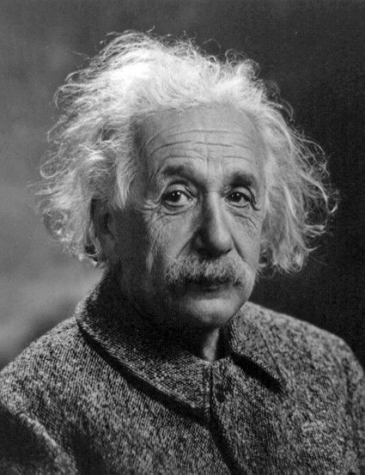 Copyrighted 1947, copyright not renewed. Einstein's estate may still claim copyright on this image, but any such claim would be considered illegitimate by the Library of Congress. No known restrictions