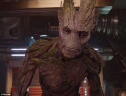I am Groot. Groot I am. I am Groot I am, I am.