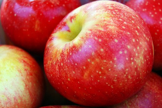 Eating apples can help to make you more alert in the morning and works better than coffee! You shouldn't be drinking the caffeine anyway.