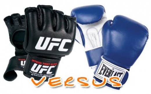 UFC or Boxing