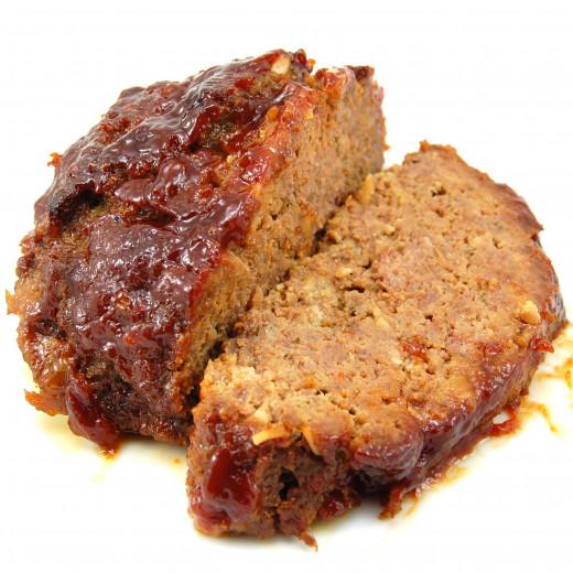 Meatloaf Taco