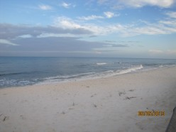 Cape San Blas, Florida  - Beach Camping at St. Joesph Peninsula State Park