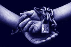 CHAINED FOR CHRIST!
