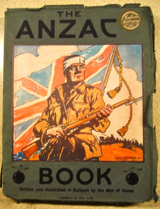 The Anzac Book, 1916