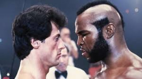 Rocky is knocked out for the first time in his career and it was done by Clubber Lang. Rocky must train hard to win the rematch and reclaim the championship.
